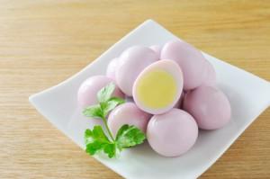 岩下漬け~ピンクの味卵~