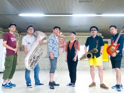 画像:CHIZ(左から、近藤 久峰、西本 翔一、照喜名 俊典、小田 美沙紀、鬼頭 哲、斉藤 拓人)