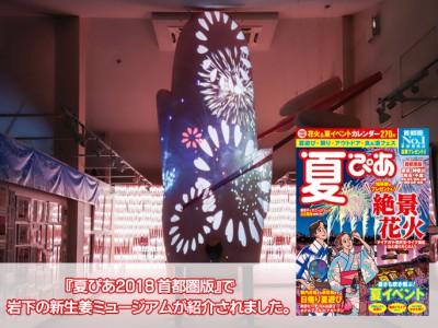 画像:『夏ぴあ2018 首都圏版』表紙