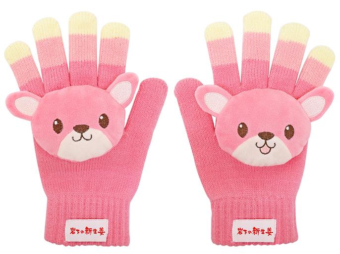 画像:イワシカ手袋 メタルポーズ用(本体)